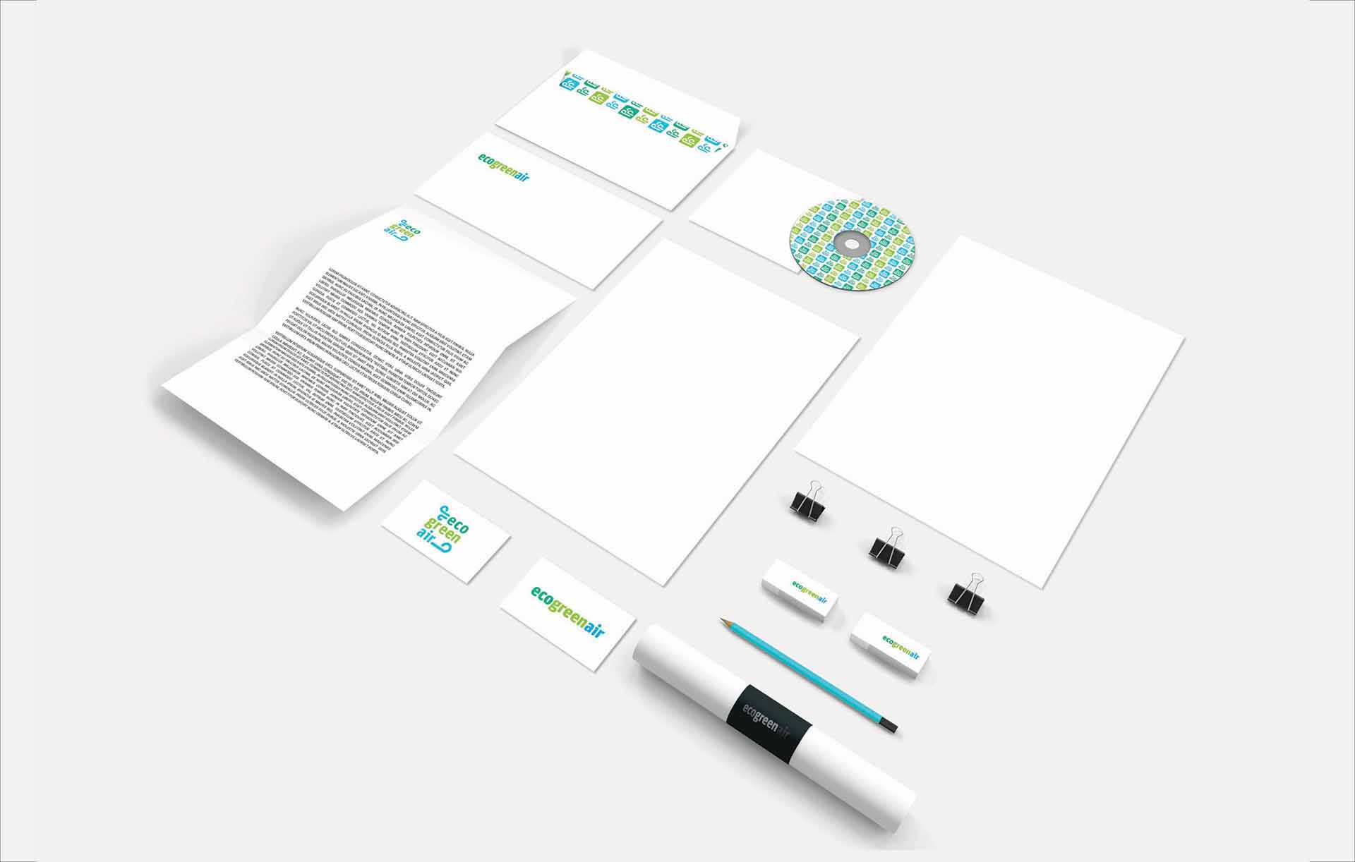 Ecogreen stationary