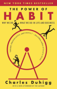 Book cover: The Power of Habit